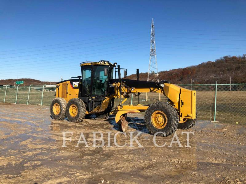 CATERPILLAR MOTOR GRADERS 120M equipment  photo 4
