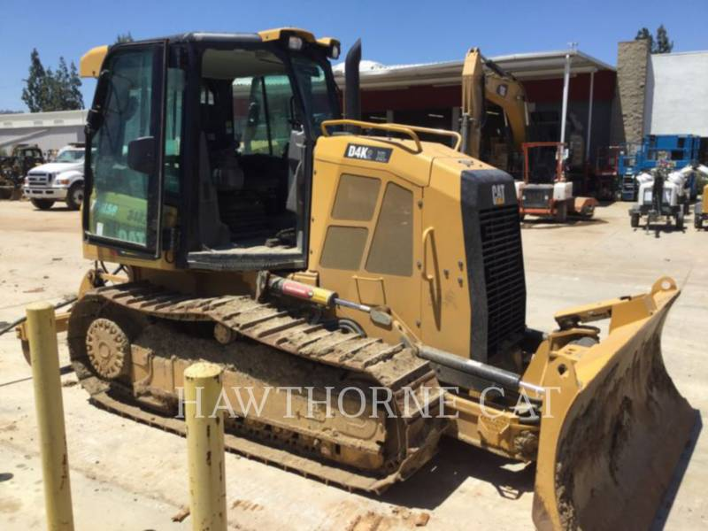 CATERPILLAR TRACK TYPE TRACTORS D4K2 CAB equipment  photo 2