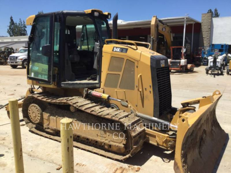 CATERPILLAR TRATORES DE ESTEIRAS D4K2 equipment  photo 2