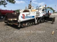 Equipment photo ROADTEC RP195 ASPHALT PAVERS 1