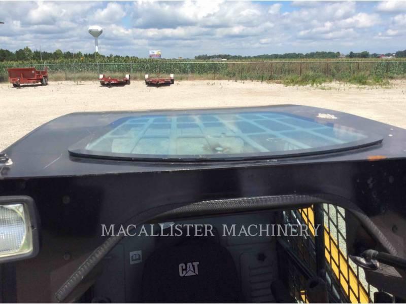 CATERPILLAR SKID STEER LOADERS 246C equipment  photo 16