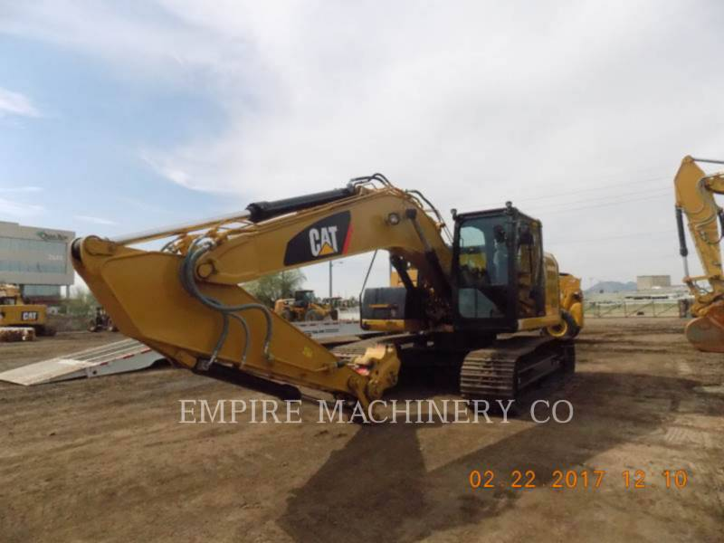 CATERPILLAR PELLES SUR CHAINES 320E LRR P equipment  photo 4
