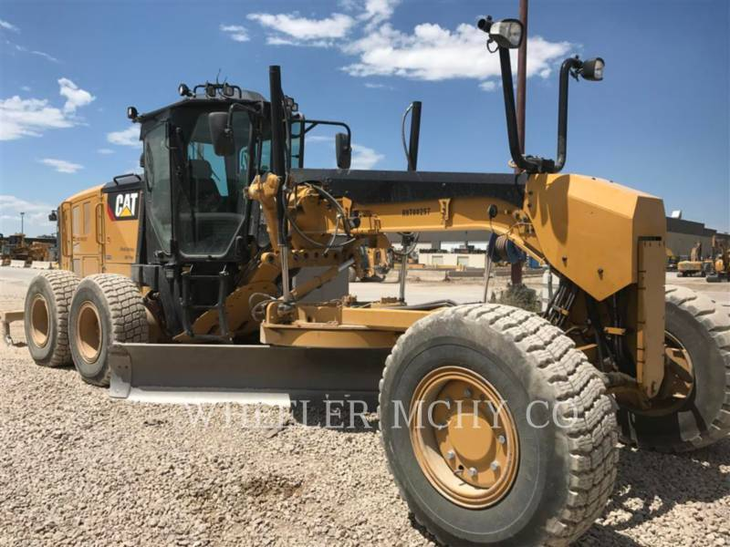 CATERPILLAR MOTOR GRADERS 160M2 AWDX equipment  photo 3