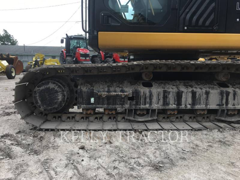 CATERPILLAR TRACK EXCAVATORS 320FL equipment  photo 9