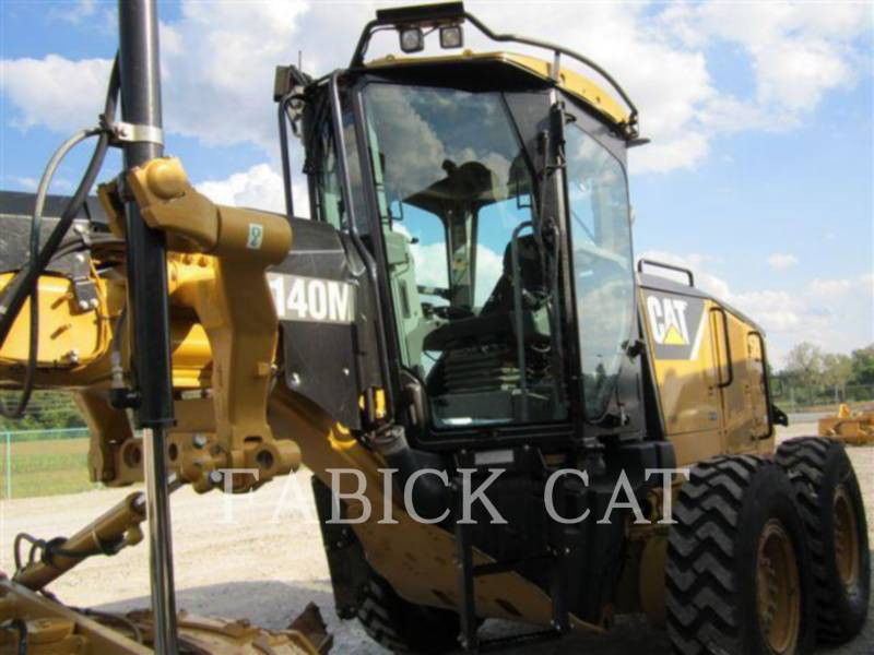 CATERPILLAR MOTONIVELADORAS 140M equipment  photo 8