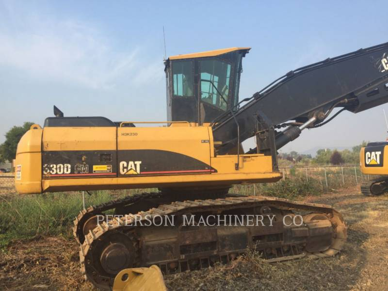 CATERPILLAR ログ・ローダ 330DFM equipment  photo 4