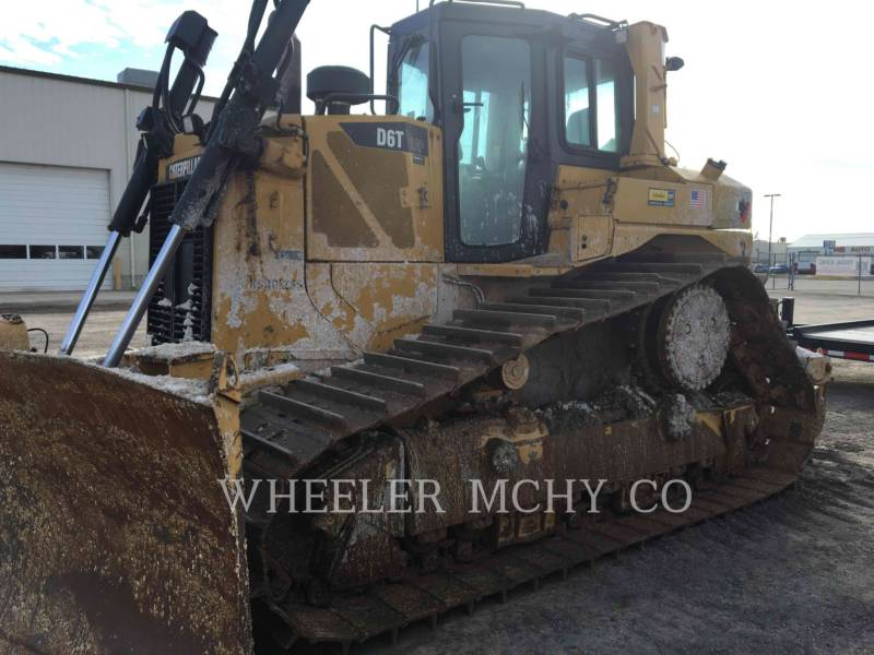CATERPILLAR TRACTEURS SUR CHAINES D6T LGP VP equipment  photo 4
