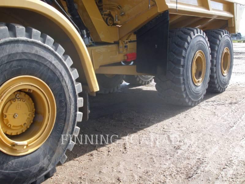 CATERPILLAR アーティキュレートトラック 740BEJ equipment  photo 5