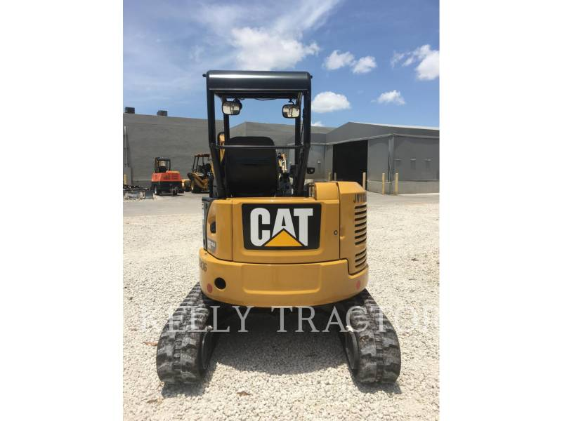 CATERPILLAR トラック油圧ショベル 303.5E2CR equipment  photo 7