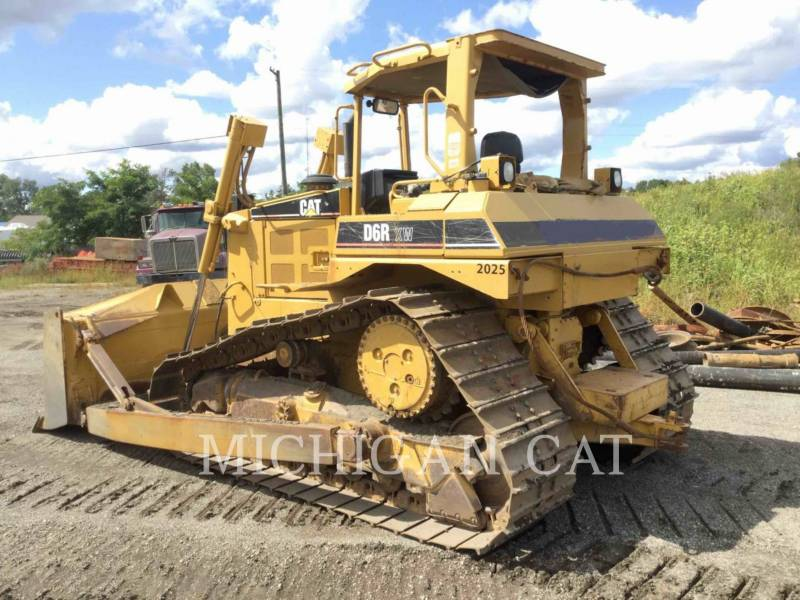 CATERPILLAR TRACTEURS SUR CHAINES D6RXW equipment  photo 3