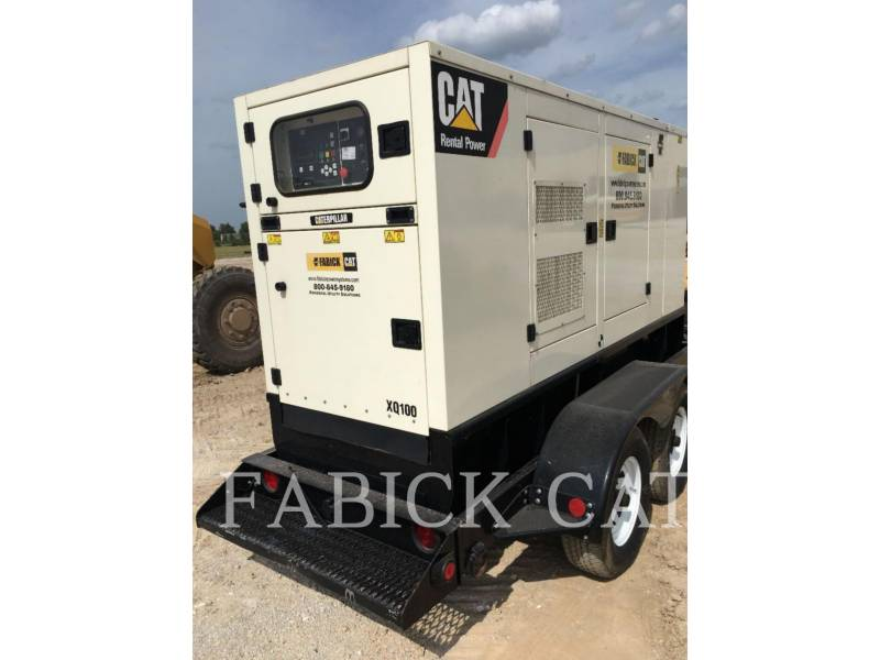 CATERPILLAR MOBILE GENERATOR SETS XQ100 equipment  photo 2