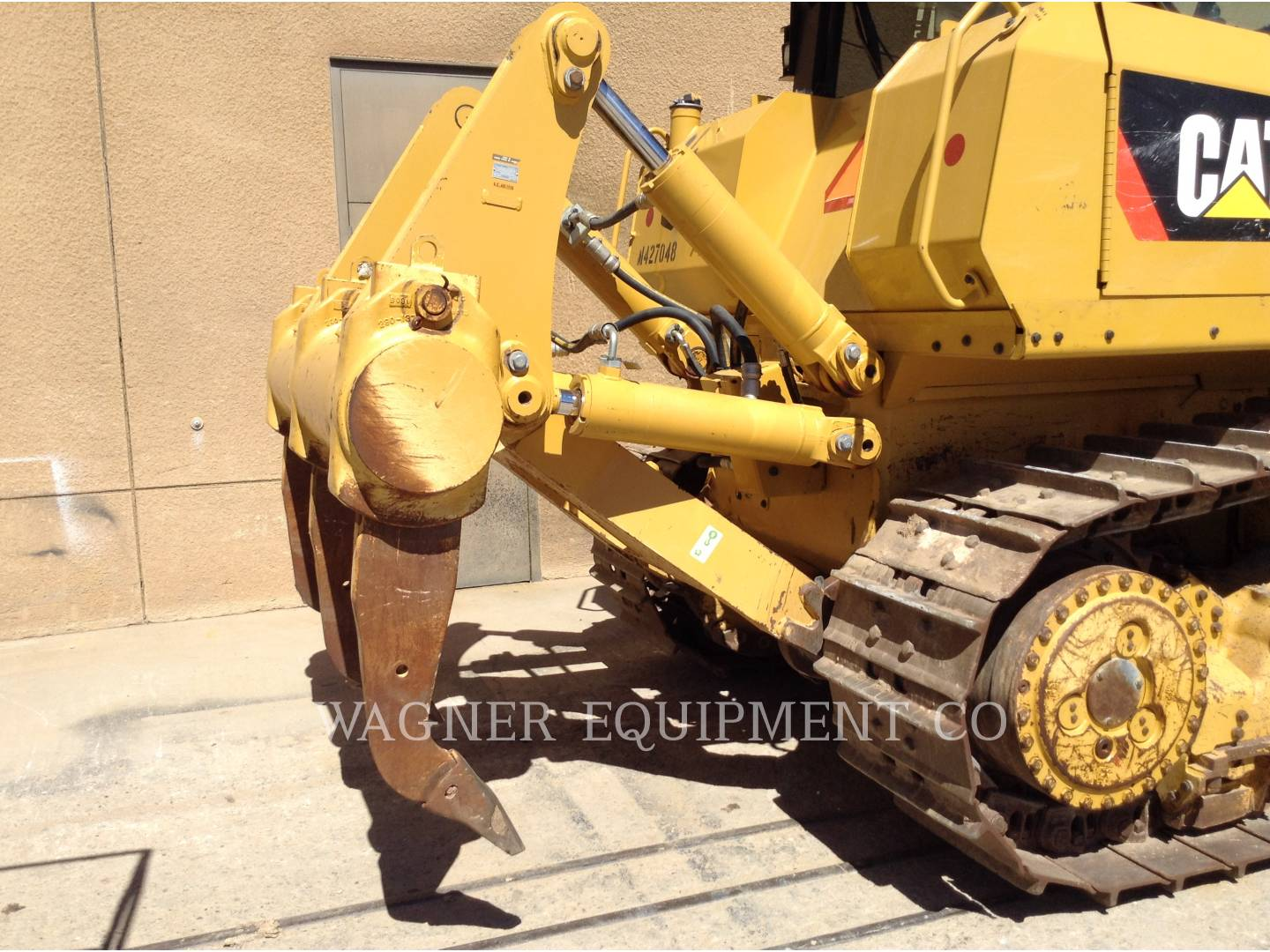 Detail photo of 2013 Caterpillar D7E from Construction Equipment Guide