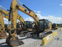 CATERPILLAR TRACK EXCAVATORS 320ELLONG equipment  photo 1