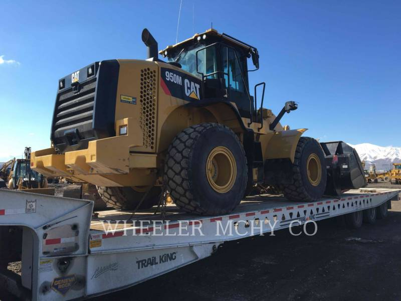 CATERPILLAR PALE GOMMATE/PALE GOMMATE MULTIUSO 950M QCF equipment  photo 4