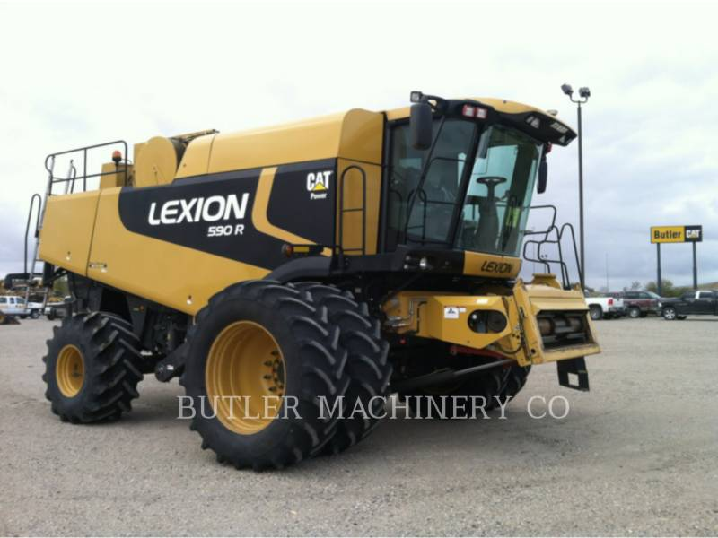 LEXION COMBINE KOMBAJNY 590R equipment  photo 2
