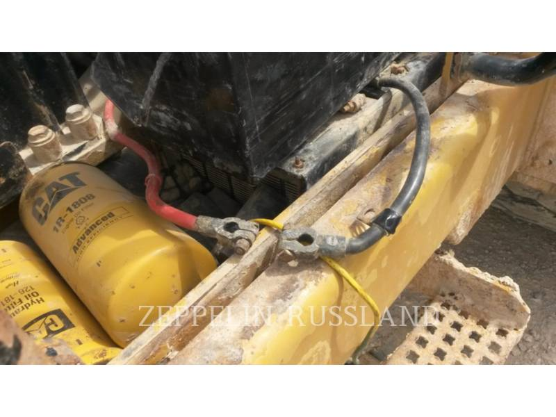 CATERPILLAR CHARGEURS SUR PNEUS MINES 980GII equipment  photo 19