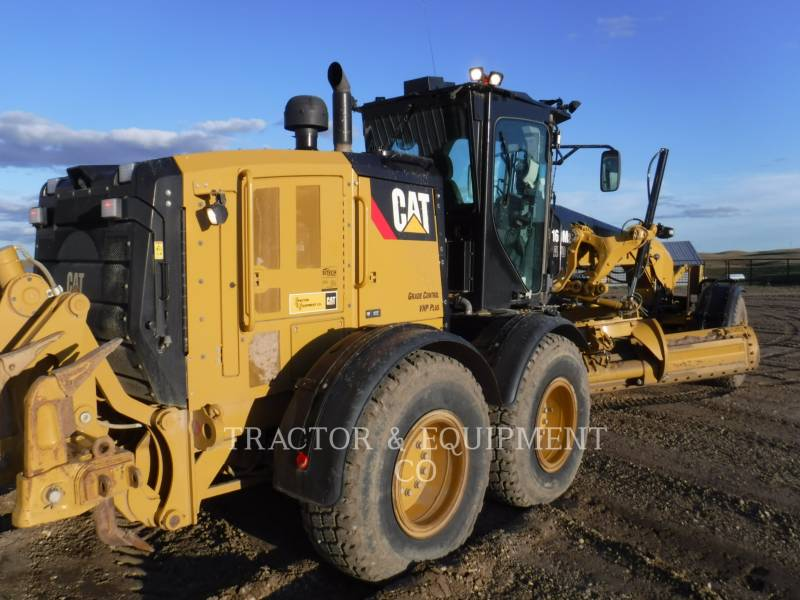 CATERPILLAR モータグレーダ 160M2 AWD equipment  photo 5