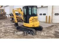 NEW HOLLAND LTD. PELLES SUR CHAINES E35B equipment  photo 3