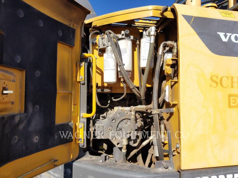 VOLVO CONSTRUCTION EQUIPMENT EXCAVADORAS DE CADENAS ECR 235DL equipment  photo 19