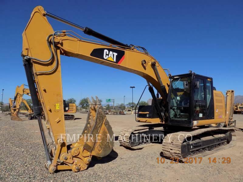 CATERPILLAR トラック油圧ショベル 320E LRR equipment  photo 4