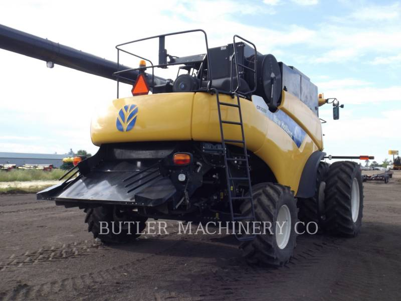 NEW HOLLAND COMBINAZIONI CR9080 equipment  photo 3