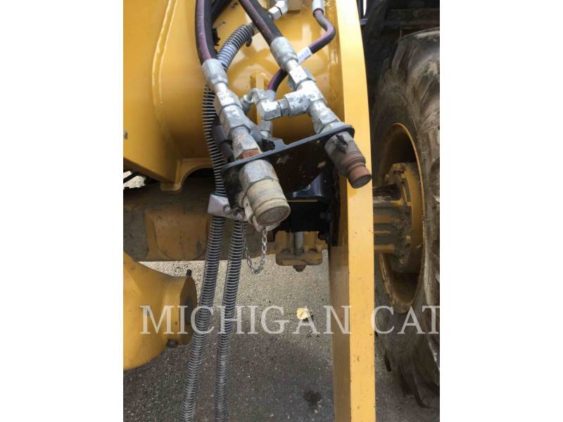 CATERPILLAR WHEEL LOADERS/INTEGRATED TOOLCARRIERS 908H2 C equipment  photo 15