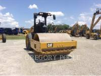 CATERPILLAR VIBRATORY SINGLE DRUM SMOOTH CS-56B equipment  photo 3