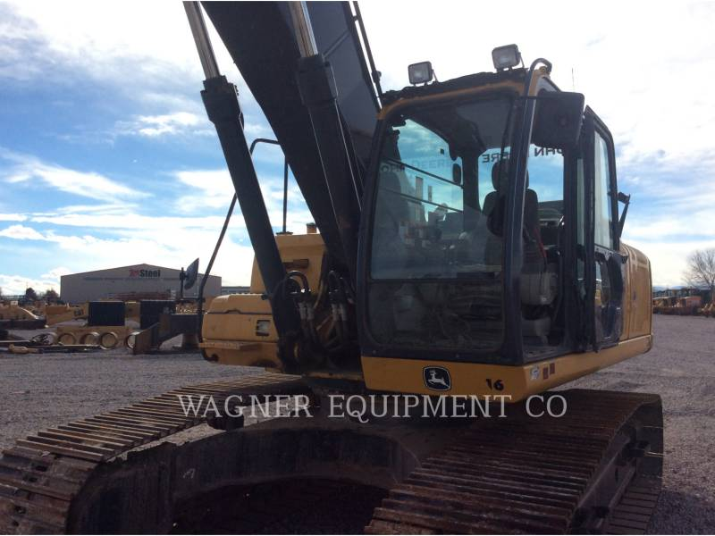 JOHN DEERE TRACK EXCAVATORS 350G equipment  photo 15
