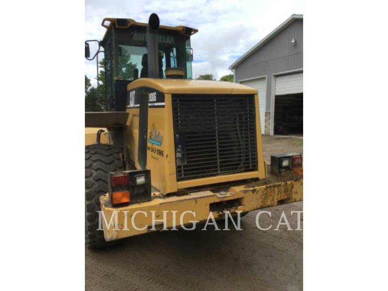 CATERPILLAR WHEEL LOADERS/INTEGRATED TOOLCARRIERS 938G equipment  photo 10
