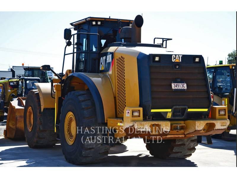 CATERPILLAR WHEEL LOADERS/INTEGRATED TOOLCARRIERS 980K equipment  photo 2