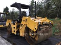 CATERPILLAR PAVIMENTADORA DE ASFALTO CB-534D equipment  photo 2