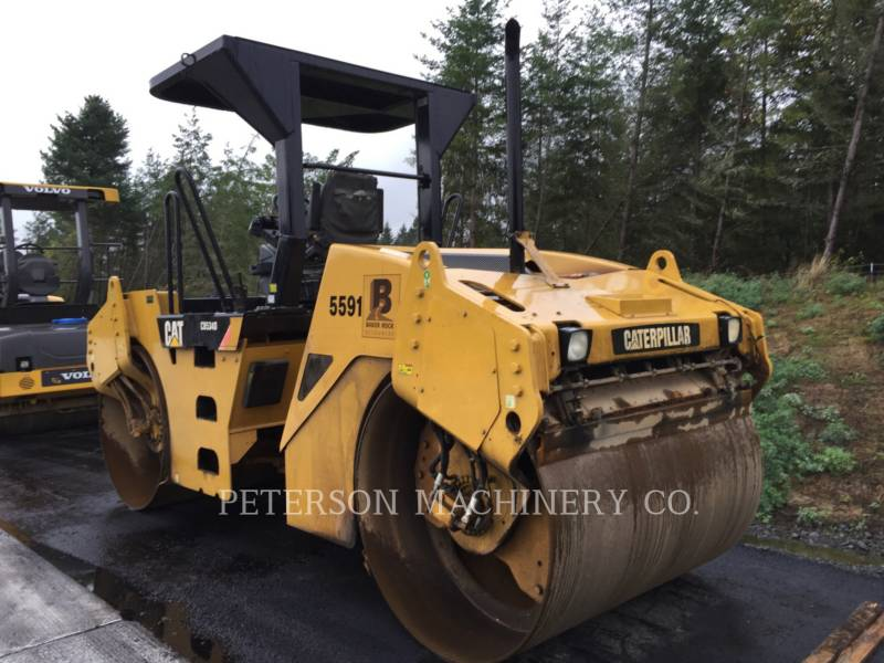 CATERPILLAR ASPHALT PAVERS CB-534D equipment  photo 2