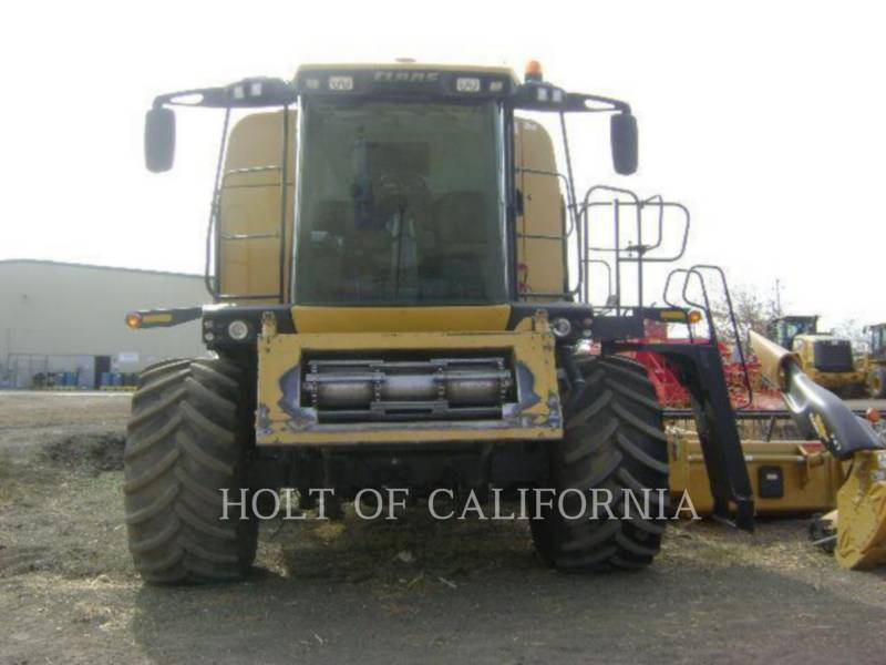 LEXION COMBINE COMBINES 570R G11074 equipment  photo 2