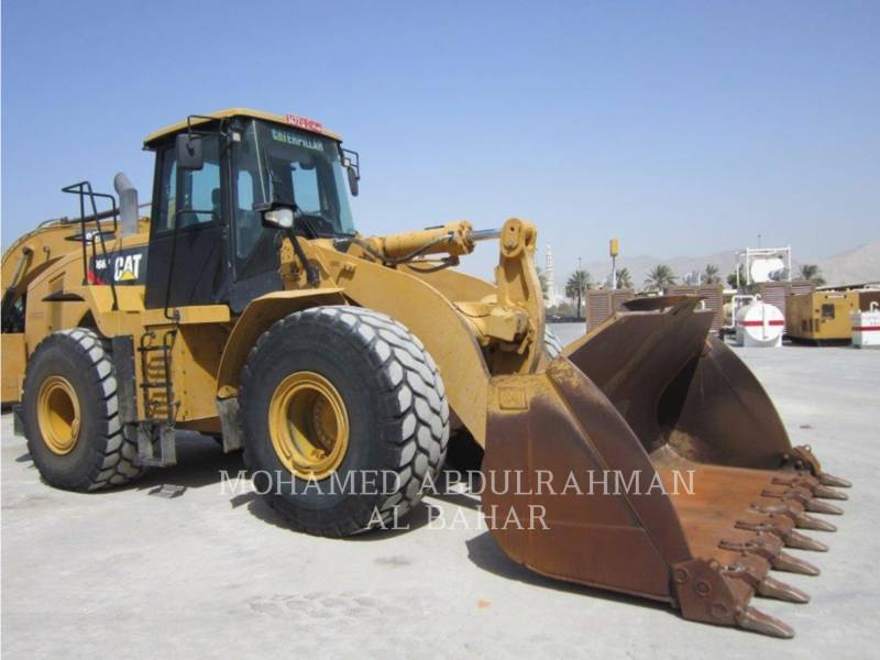 CATERPILLAR MINING WHEEL LOADER 966 H equipment  photo 8