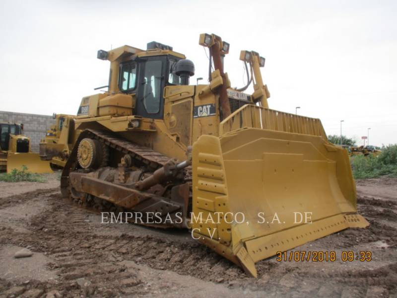 CATERPILLAR KETTENDOZER D9R equipment  photo 1