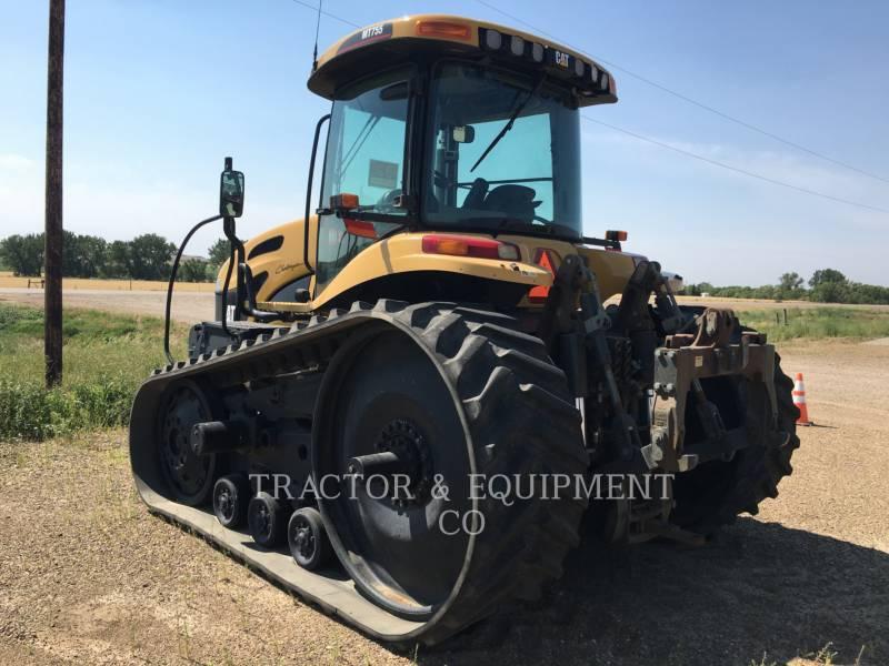 AGCO AG TRACTORS MT755 equipment  photo 5