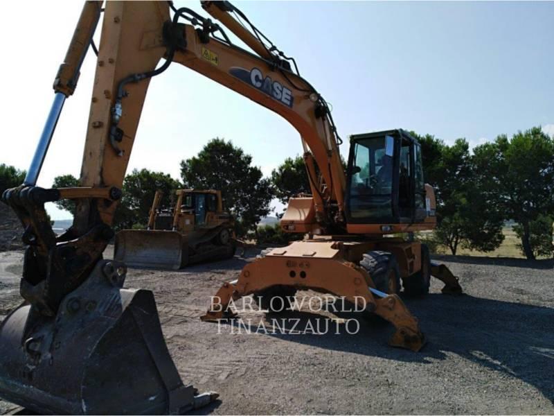 CASE WHEEL EXCAVATORS BLANCO equipment  photo 1