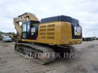 CATERPILLAR TRACK EXCAVATORS 349EL equipment  photo 6