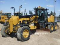 Equipment photo CATERPILLAR 160M2AWD RÓWNIARKI SAMOBIEŻNE 1