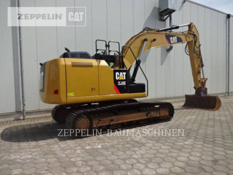 CATERPILLAR EXCAVADORAS DE CADENAS 320EL equipment  photo 4