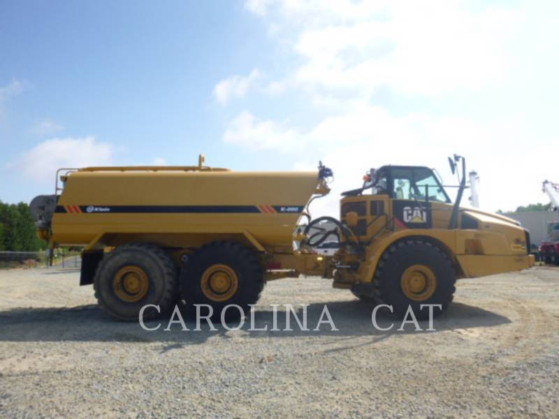 CATERPILLAR ARTICULATED TRUCKS 740B WT equipment  photo 1