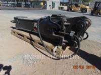 Equipment photo CATERPILLAR H160ES NARZ. ROB.- MŁOT 1