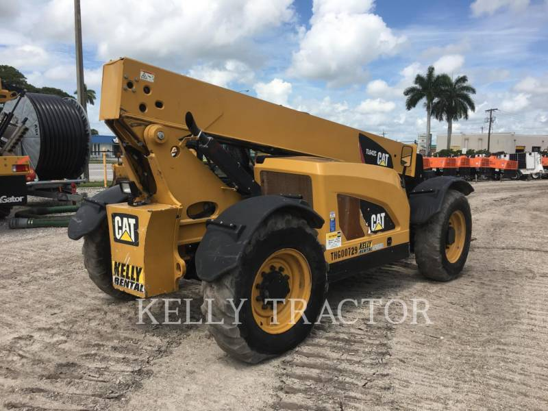 CATERPILLAR TELEHANDLER TL642C equipment  photo 5