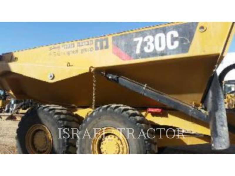 Caterpillar CAMIOANE ARTICULATE 730C equipment  photo 11