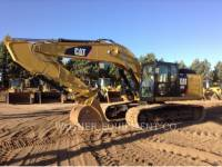 CATERPILLAR KETTEN-HYDRAULIKBAGGER 329EL TC equipment  photo 1