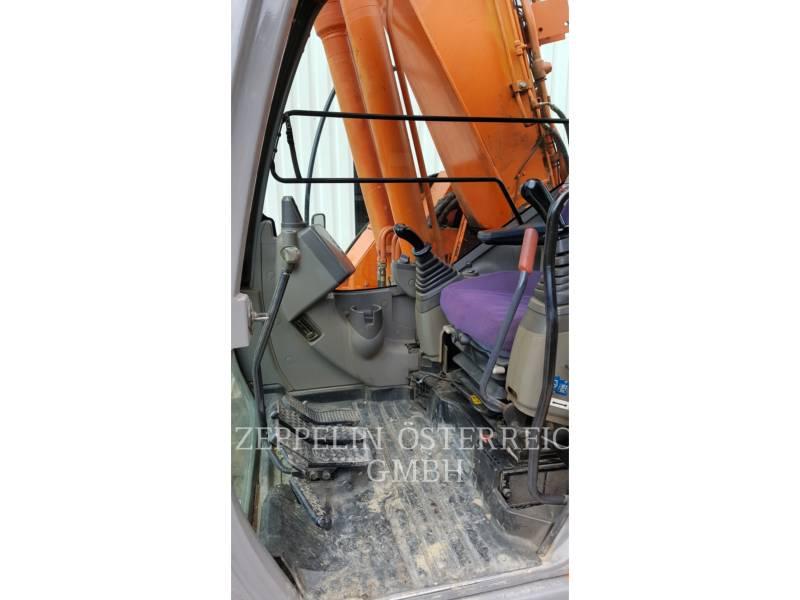 HITACHI TRACK EXCAVATORS CX225US equipment  photo 9