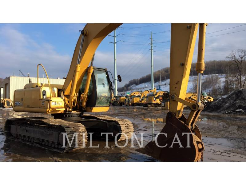 JOHN DEERE TRACK EXCAVATORS 270C LC equipment  photo 2