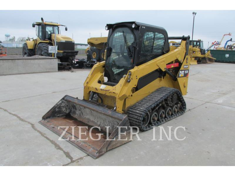 CATERPILLAR 多様地形対応ローダ 257DS equipment  photo 2