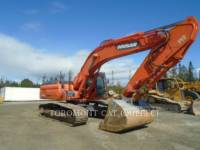 DOOSAN INFRACORE AMERICA CORP. KETTEN-HYDRAULIKBAGGER DX420 equipment  photo 2