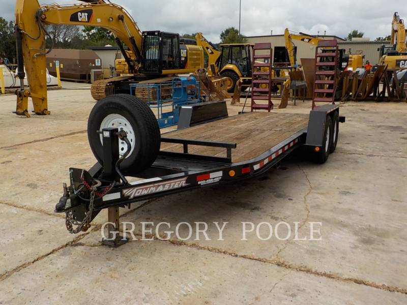 TOWMASTER TRAILERS TC-9D equipment  photo 1